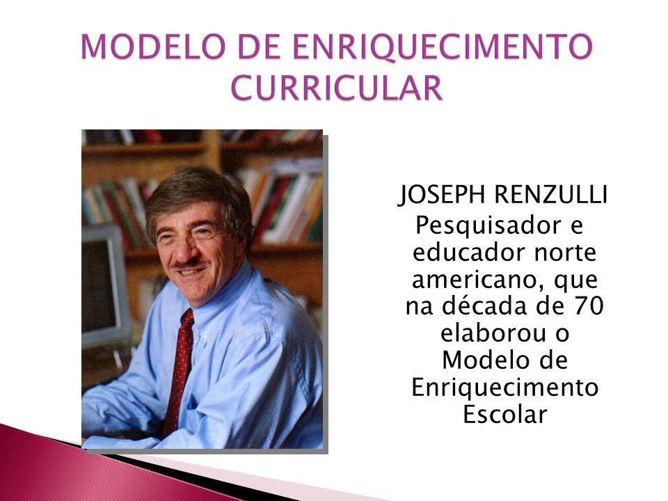 MODELO DE ENRIQUECIMENTO CURRICULAR