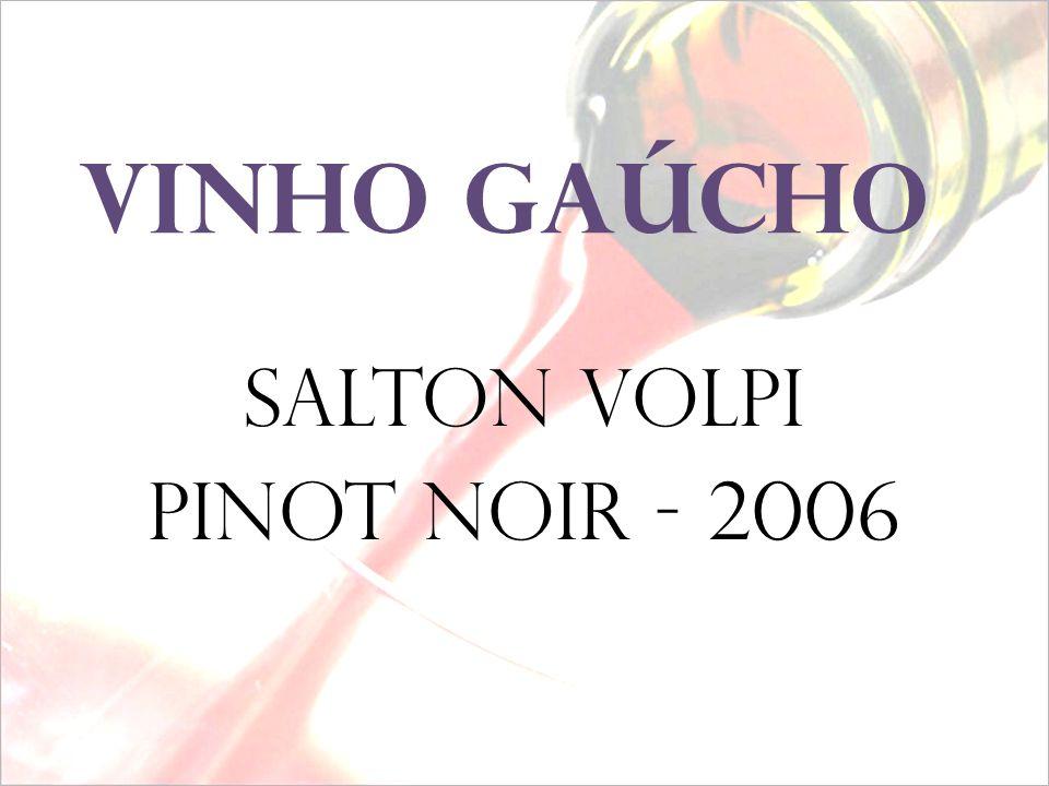 SALTON VOLPI PINOT NOIR - 2006