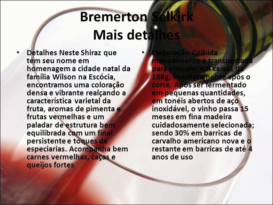 Bremerton Selkirk Mais detalhes