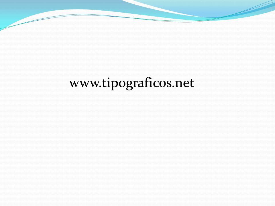 www.tipograficos.net