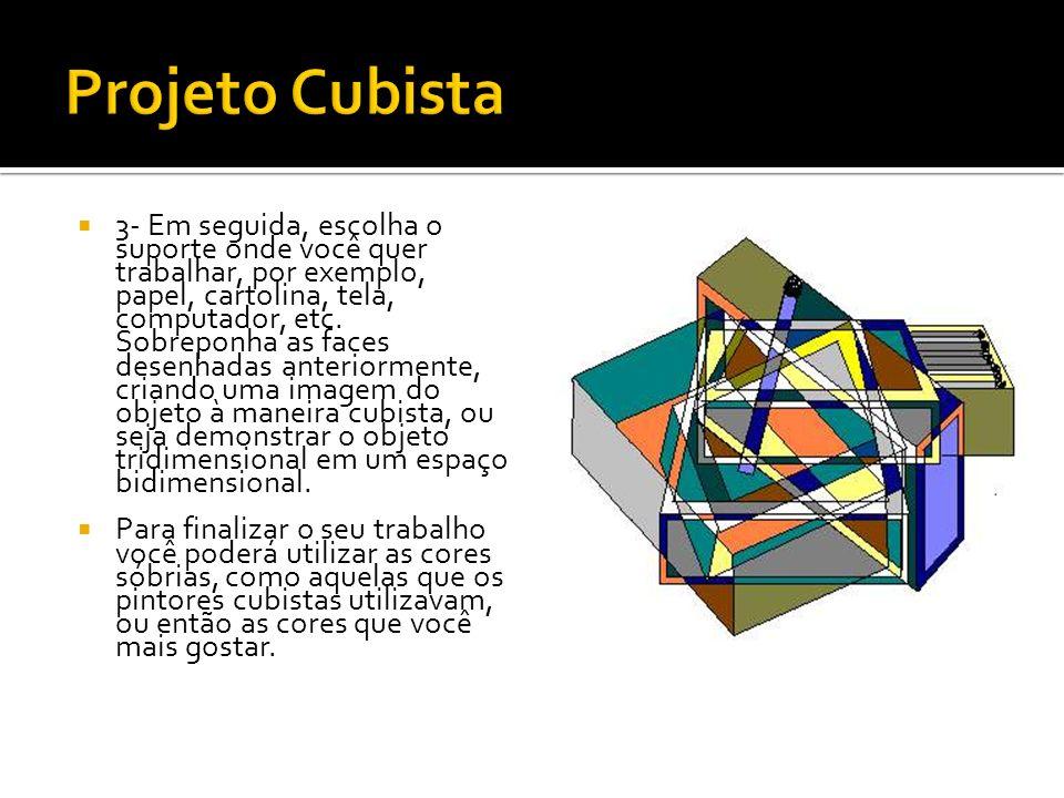 Projeto Cubista