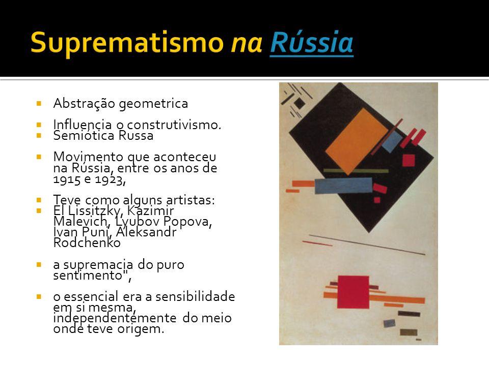 Suprematismo na Rússia