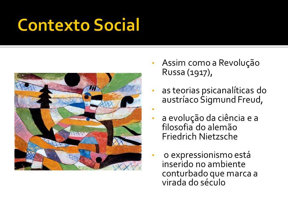 Contexto Social Assim como a Revolução Russa (1917),