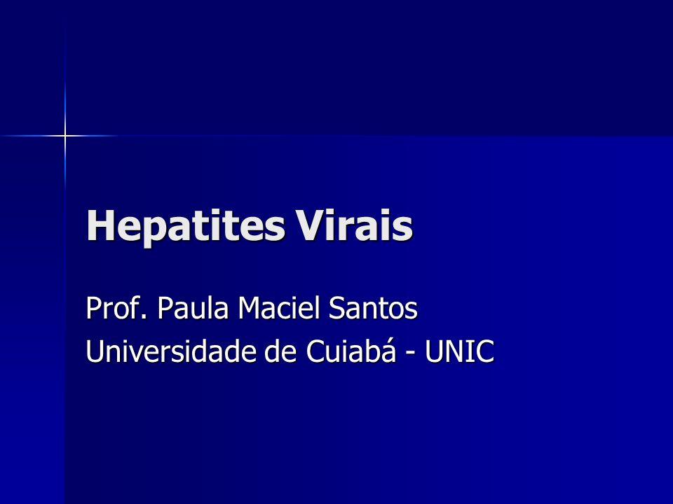 Prof. Paula Maciel Santos Universidade de Cuiabá - UNIC