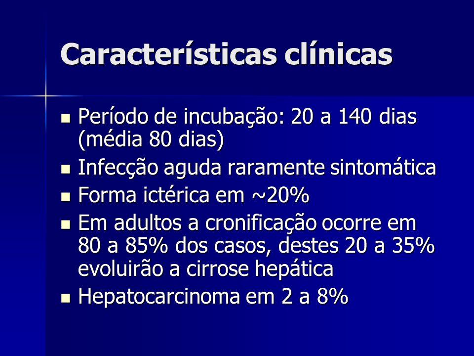 Características clínicas