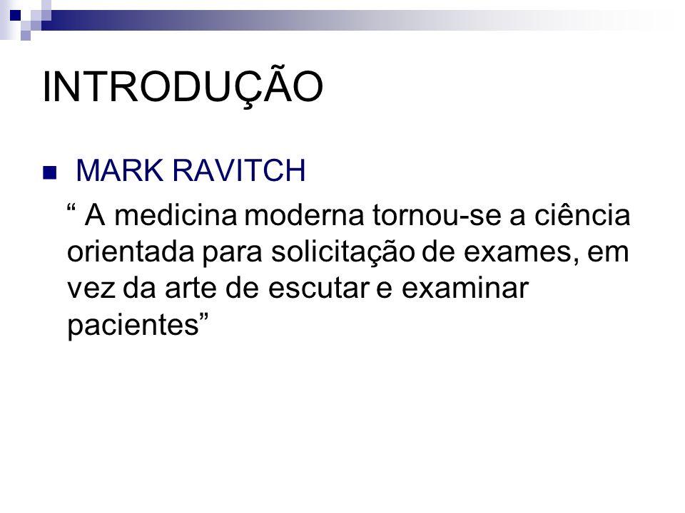 INTRODUÇÃO MARK RAVITCH