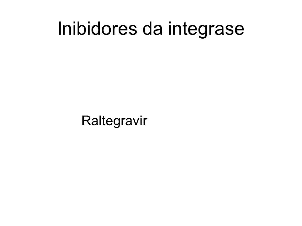 Inibidores da integrase