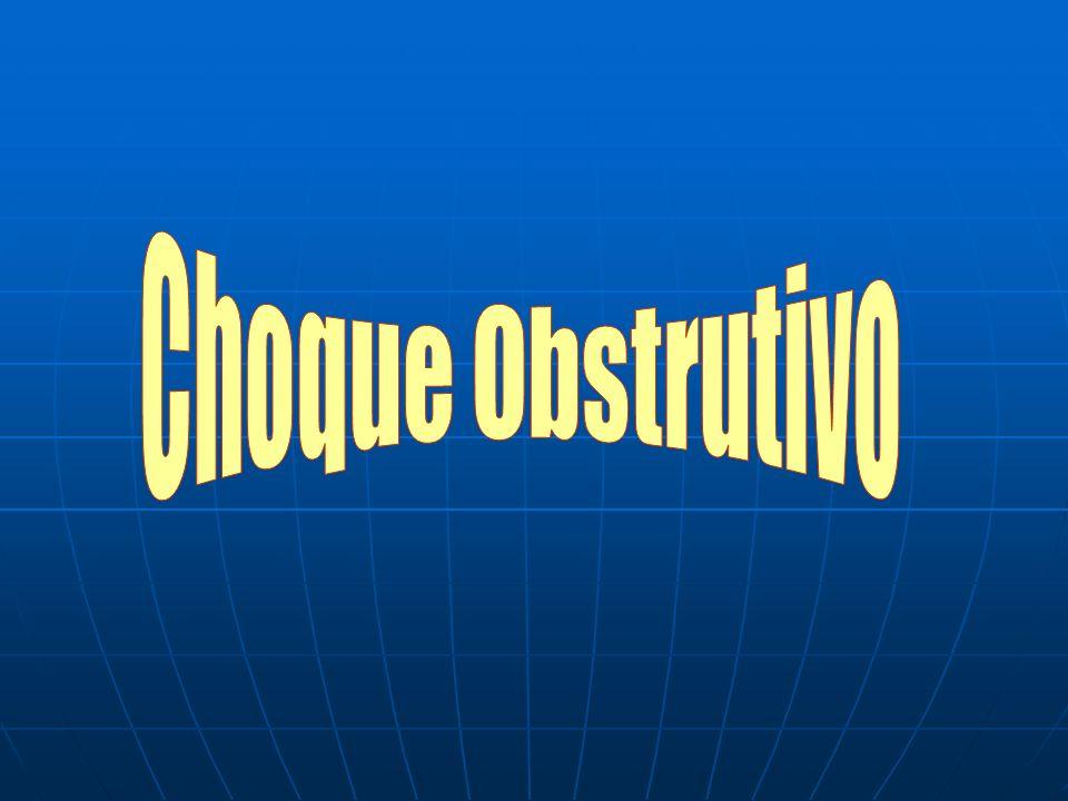 Choque Obstrutivo