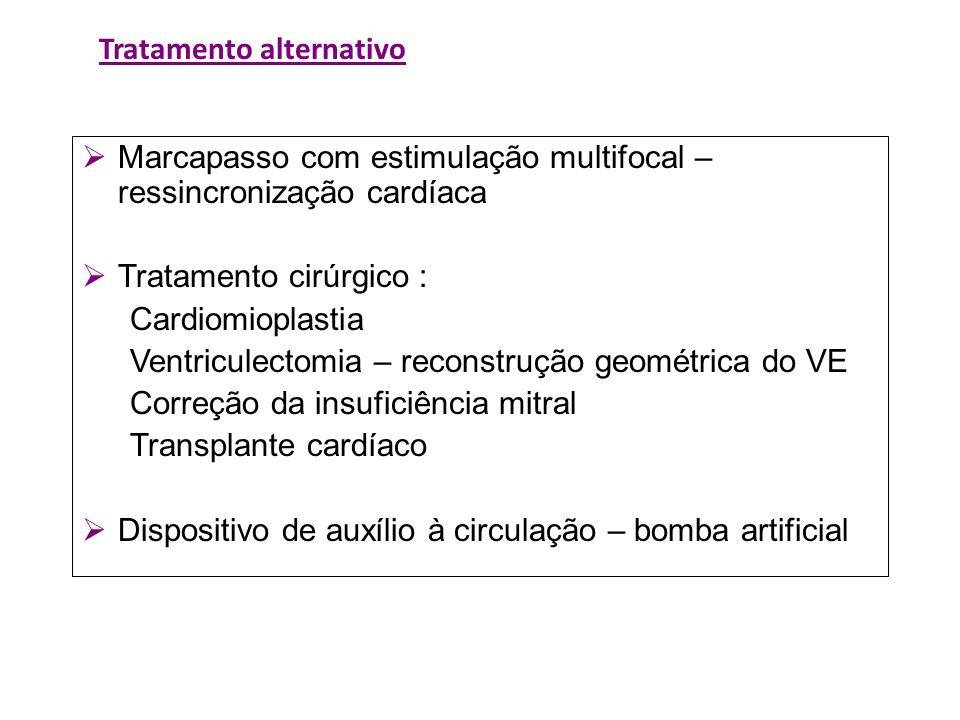 Tratamento alternativo