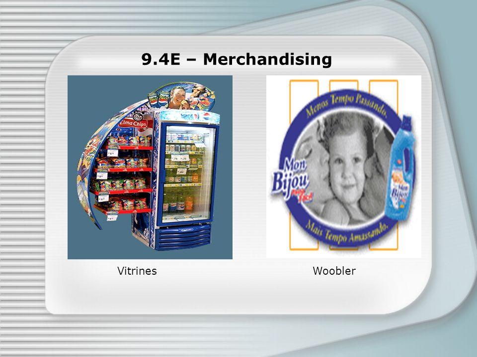 9.4E – Merchandising Vitrines Woobler
