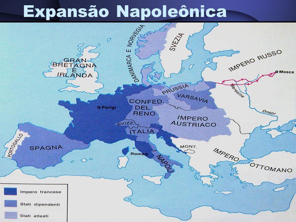 Expansão Napoleônica