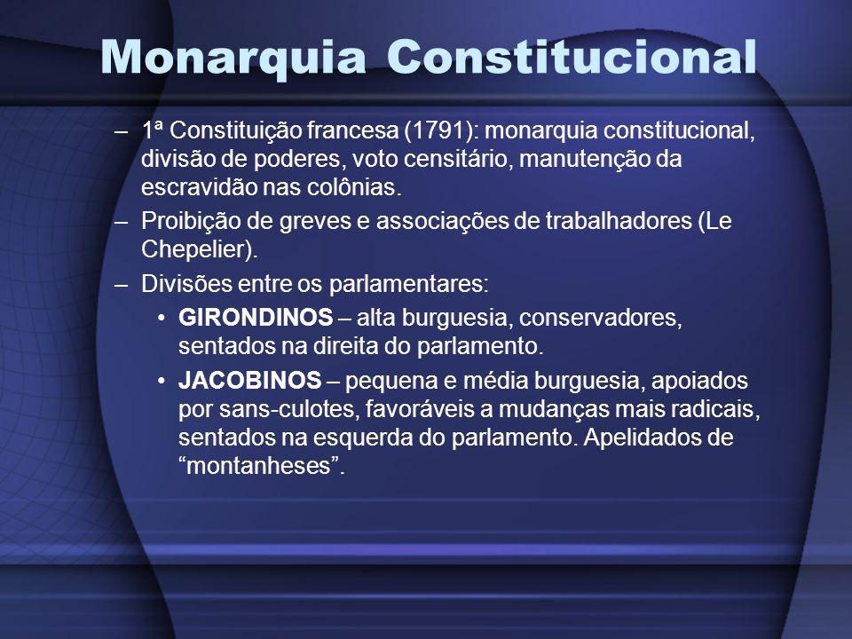 Monarquia Constitucional