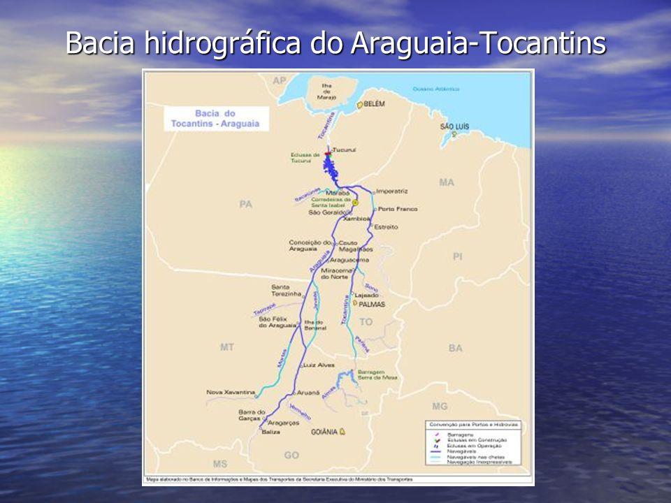 Bacia hidrográfica do Araguaia-Tocantins