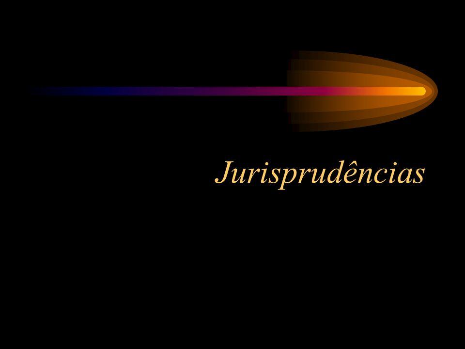 Jurisprudências