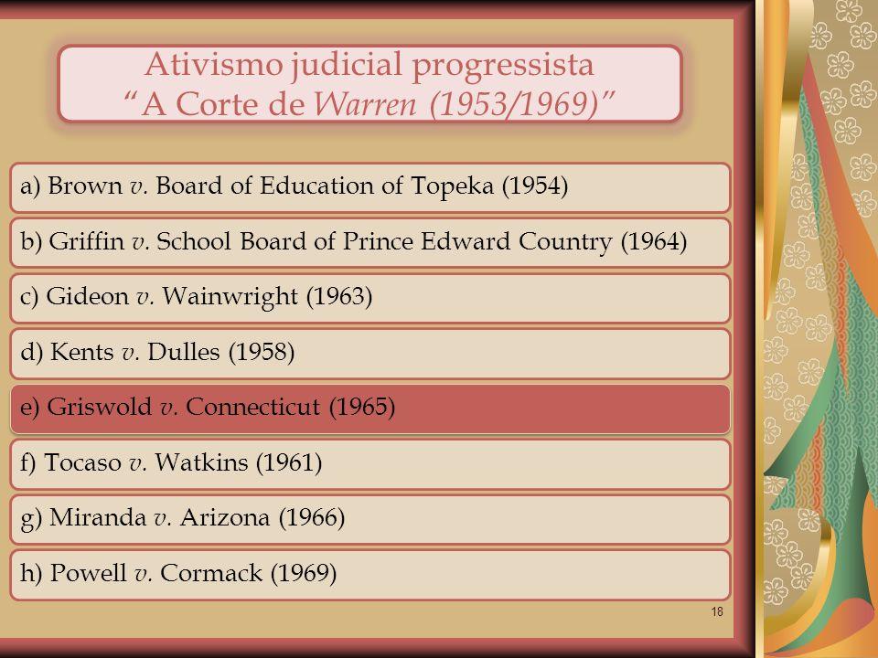 Ativismo judicial progressista
