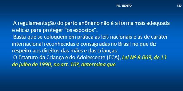 PE. BENTO
