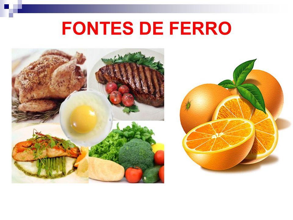 FONTES DE FERRO