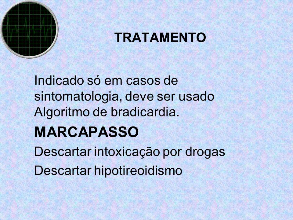 MARCAPASSO TRATAMENTO