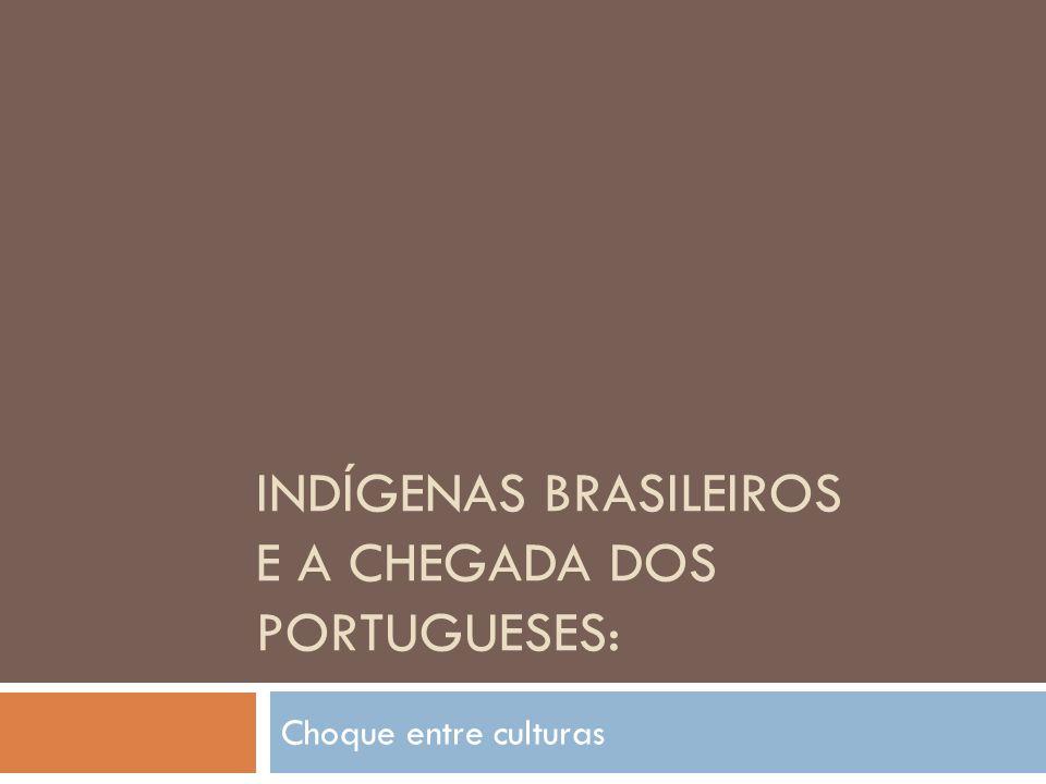 Indígenas Brasileiros e a chegada dos portugueses: