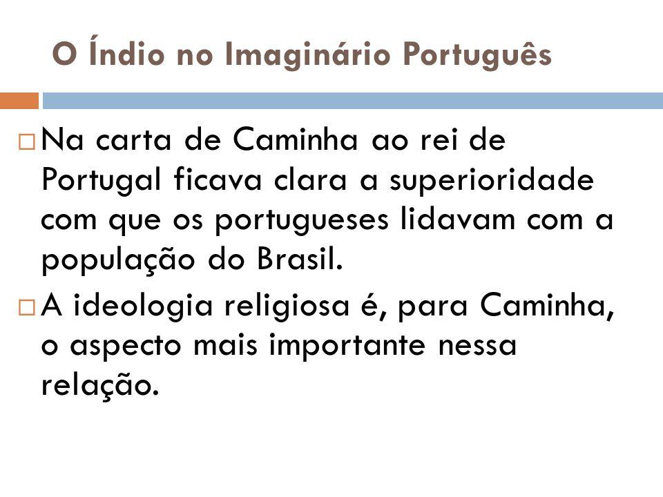 O Índio no Imaginário Português