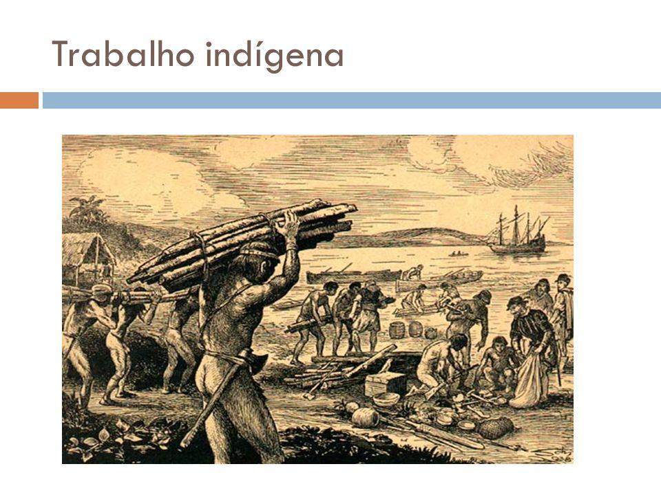 Trabalho indígena