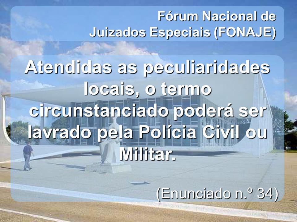 Fórum Nacional de Juizados Especiais (FONAJE)
