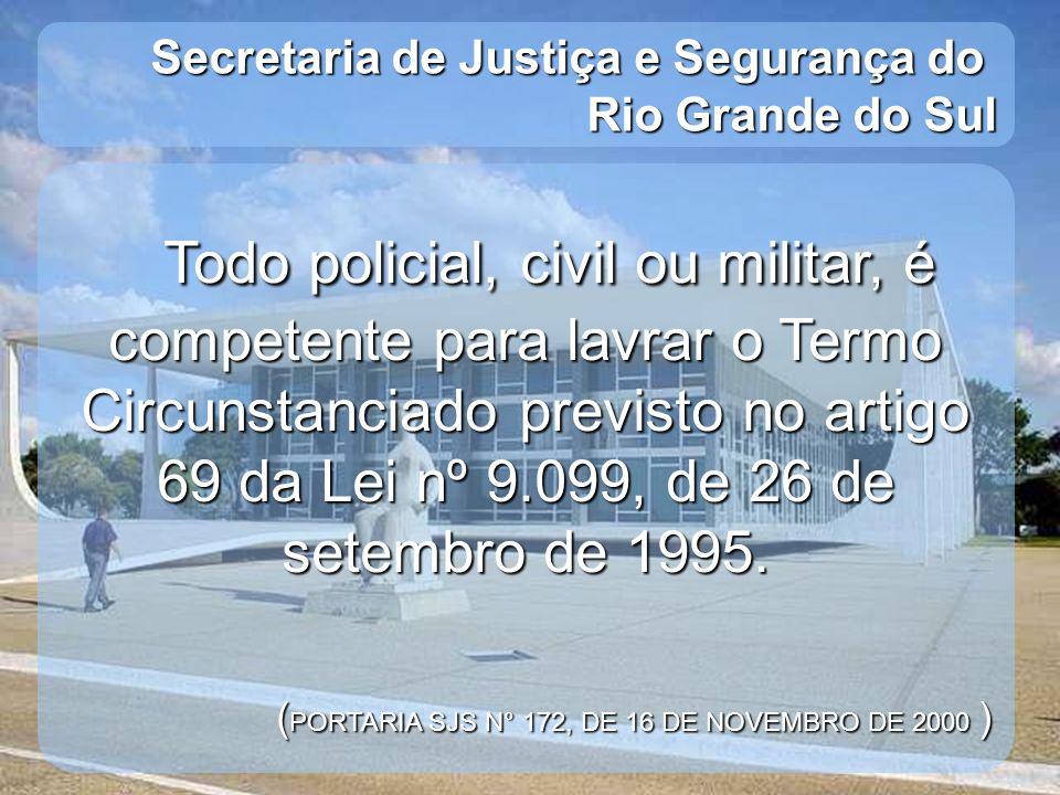 Secretaria de Justiça e Segurança do Rio Grande do Sul