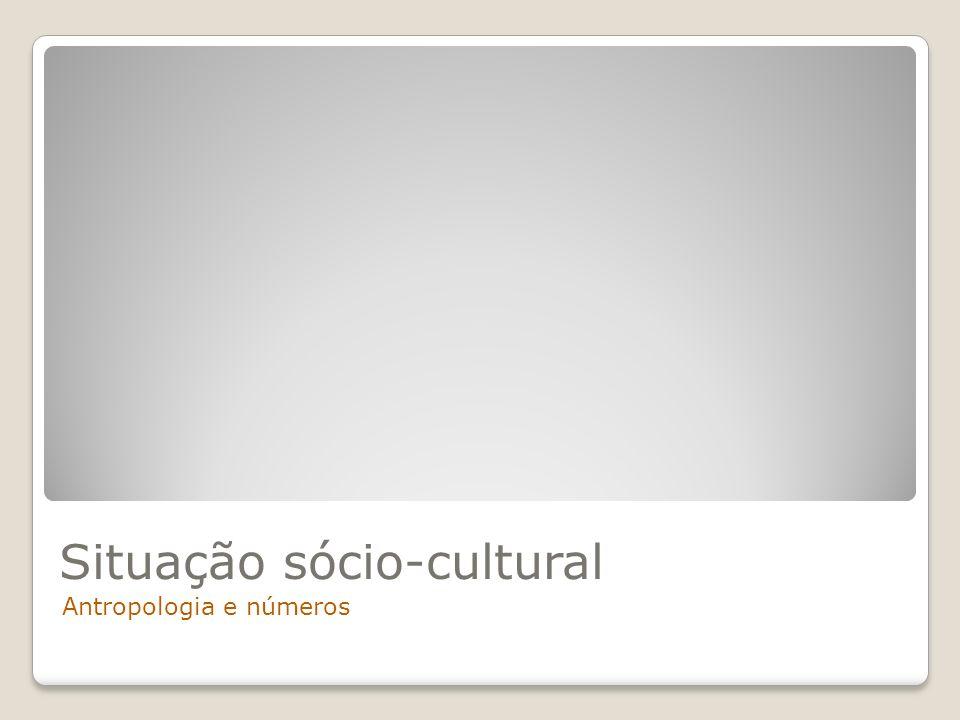 Situação sócio-cultural