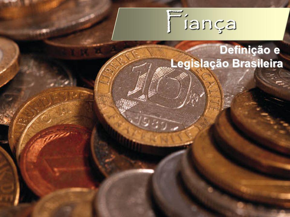 Fiança Definição e Legislação Brasileira