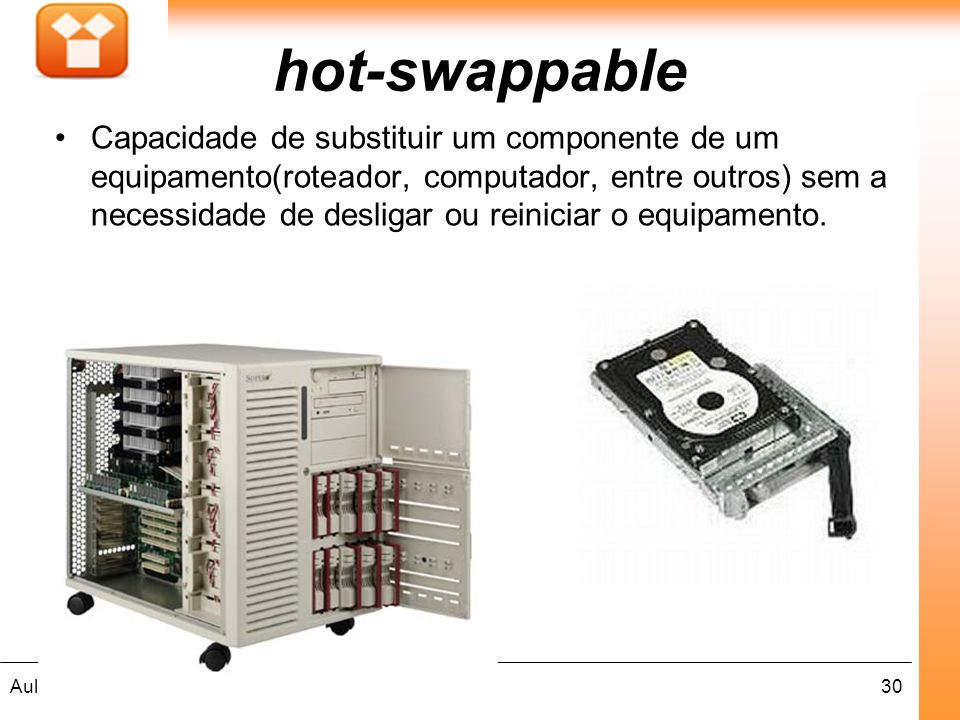 hot-swappable