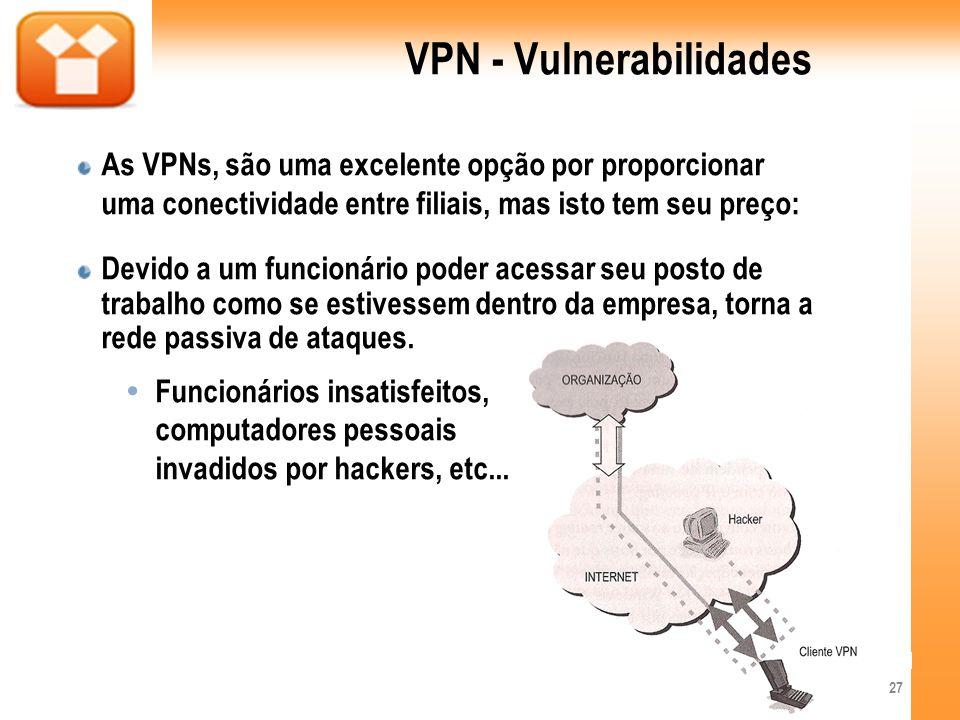VPN - Vulnerabilidades