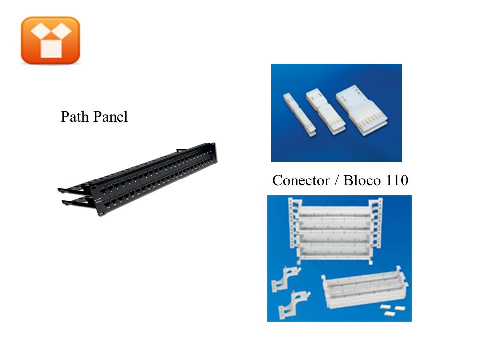 Path Panel Conector / Bloco 110