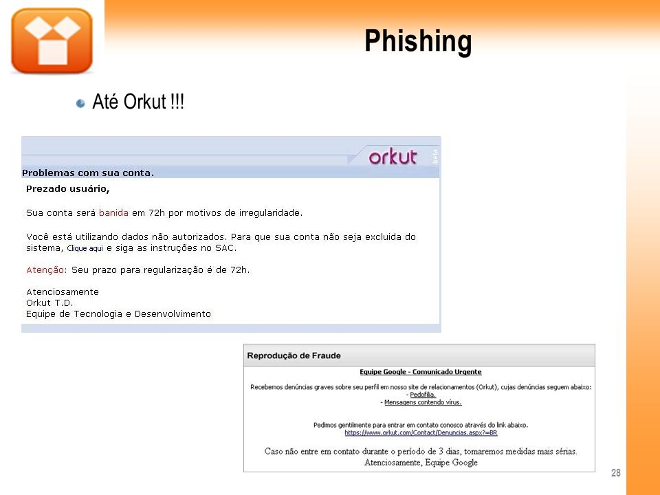 Phishing Até Orkut !!! 28