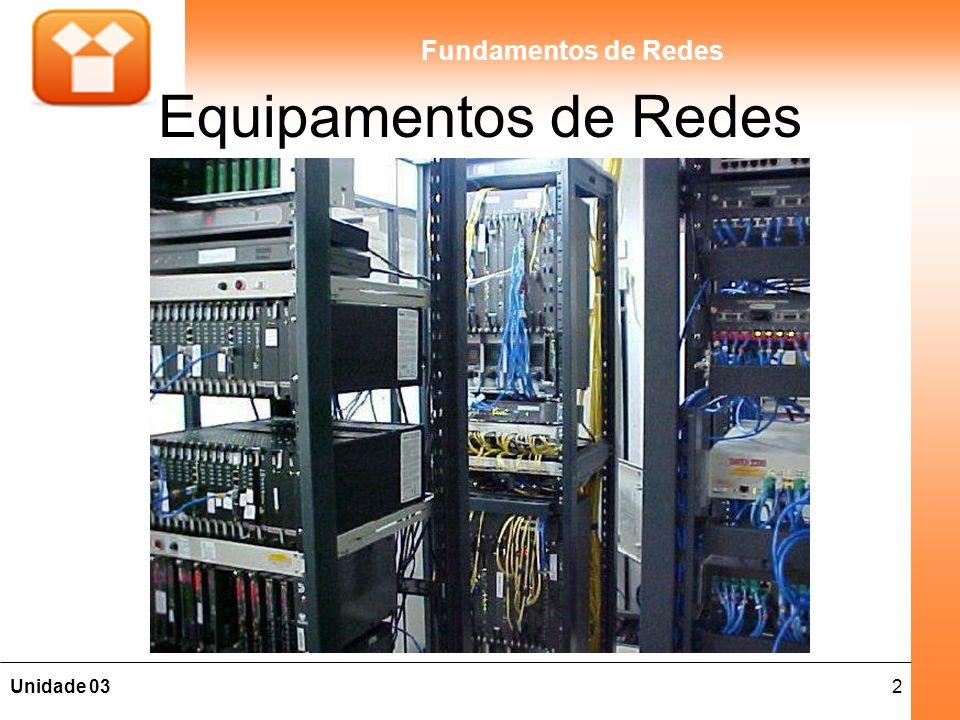 Equipamentos de Redes