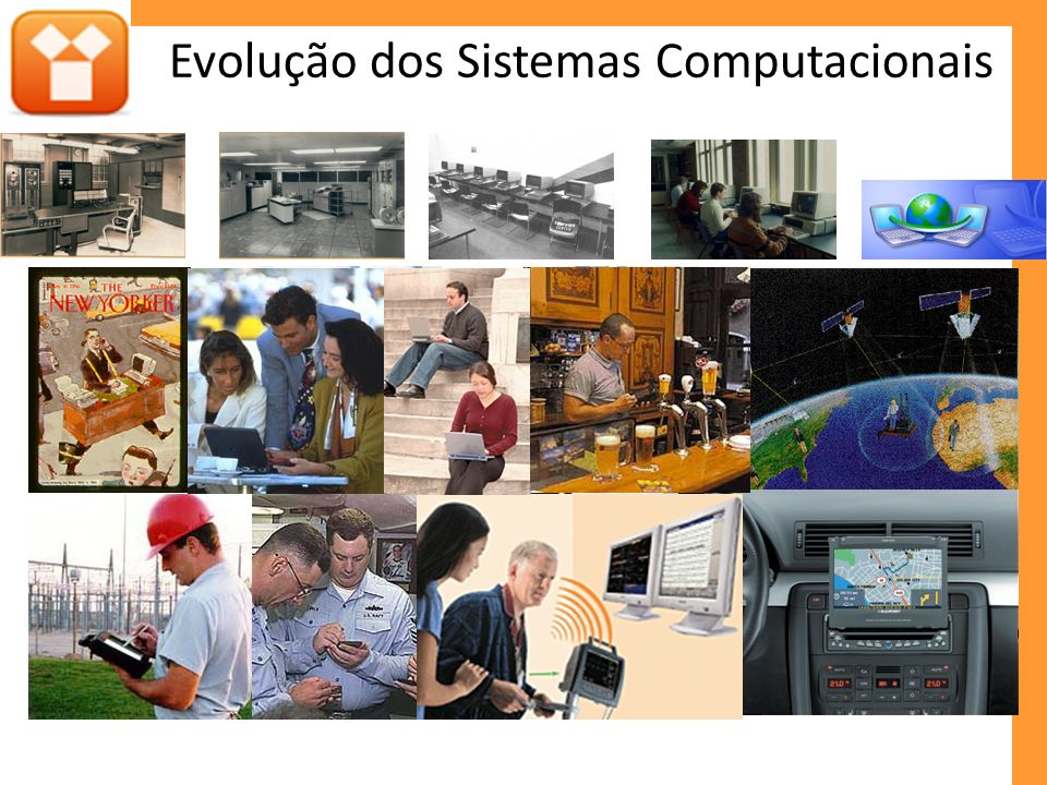 Evolução dos Sistemas Computacionais
