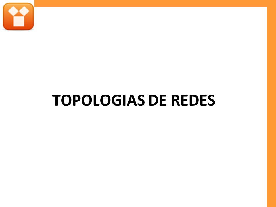 TOPOLOGIAS DE REDES