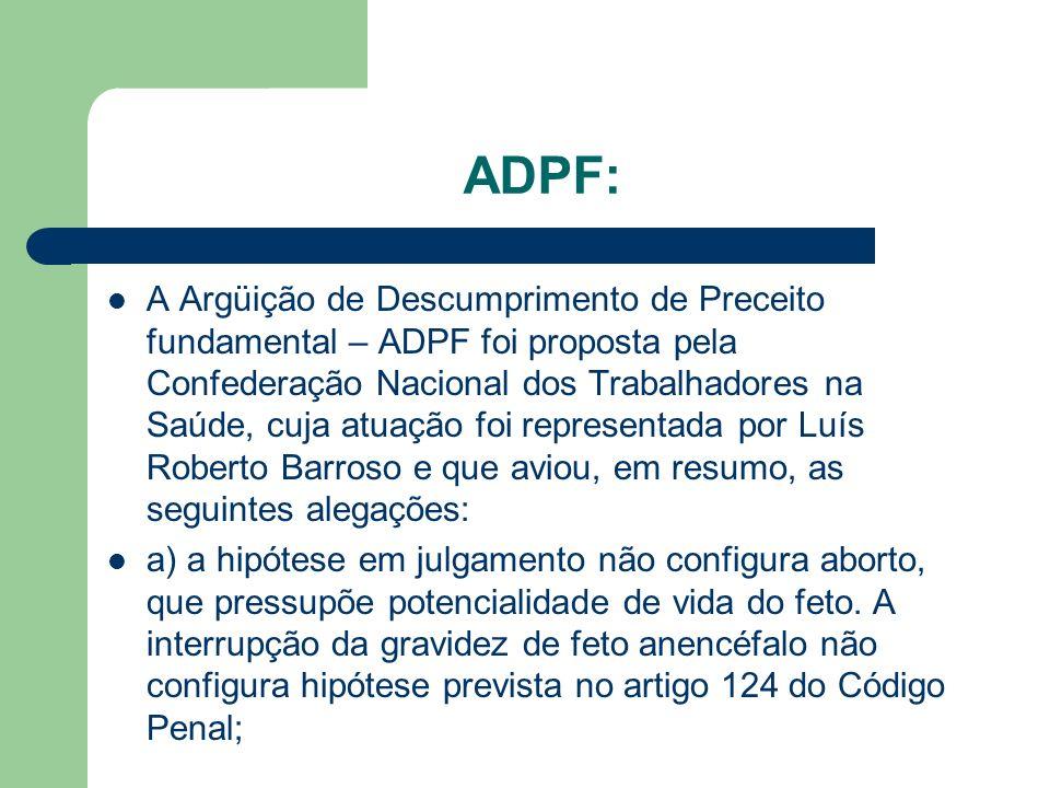 ADPF: