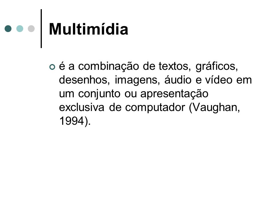 Multimídia