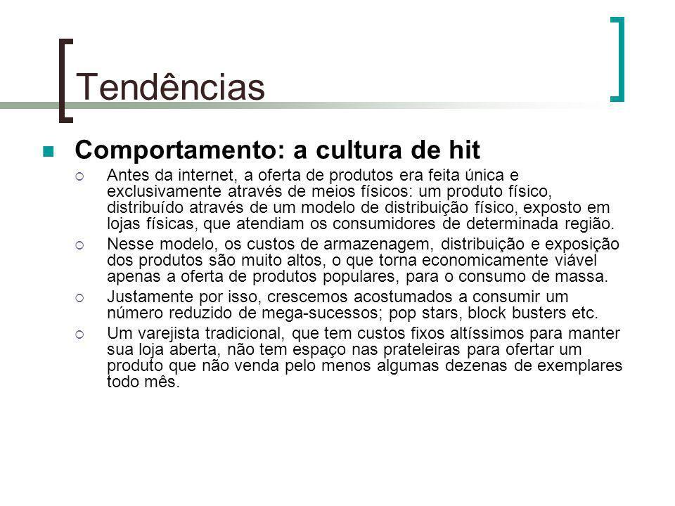 Tendências Comportamento: a cultura de hit