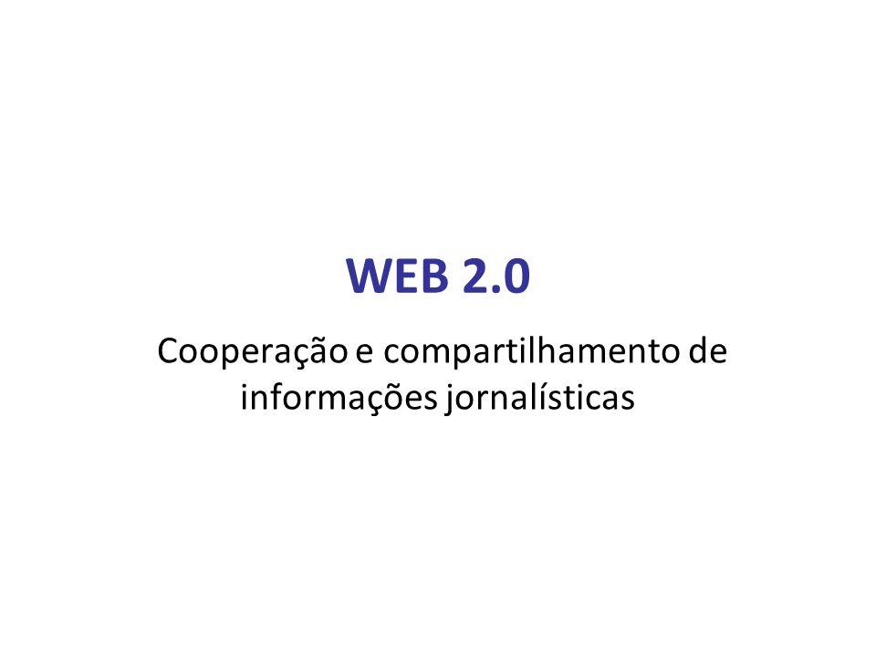 Cooperação e compartilhamento de informações jornalísticas