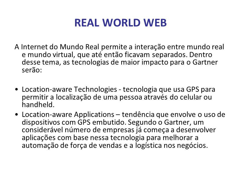 REAL WORLD WEB