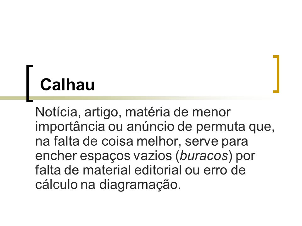 Calhau