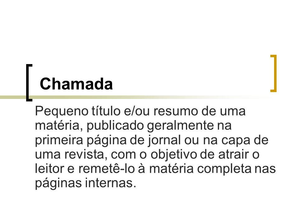 Chamada