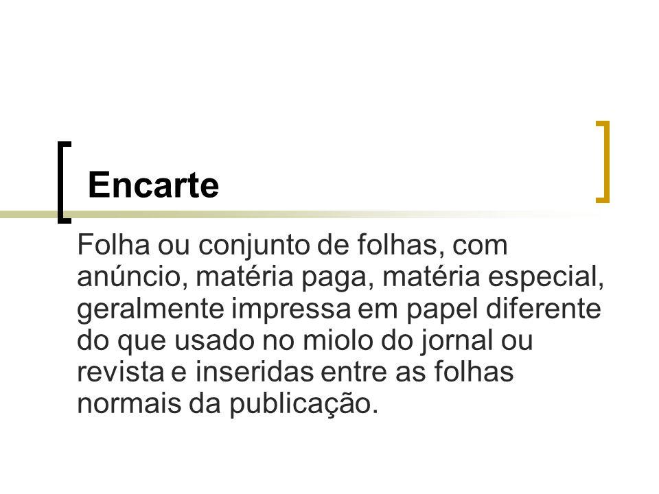 Encarte