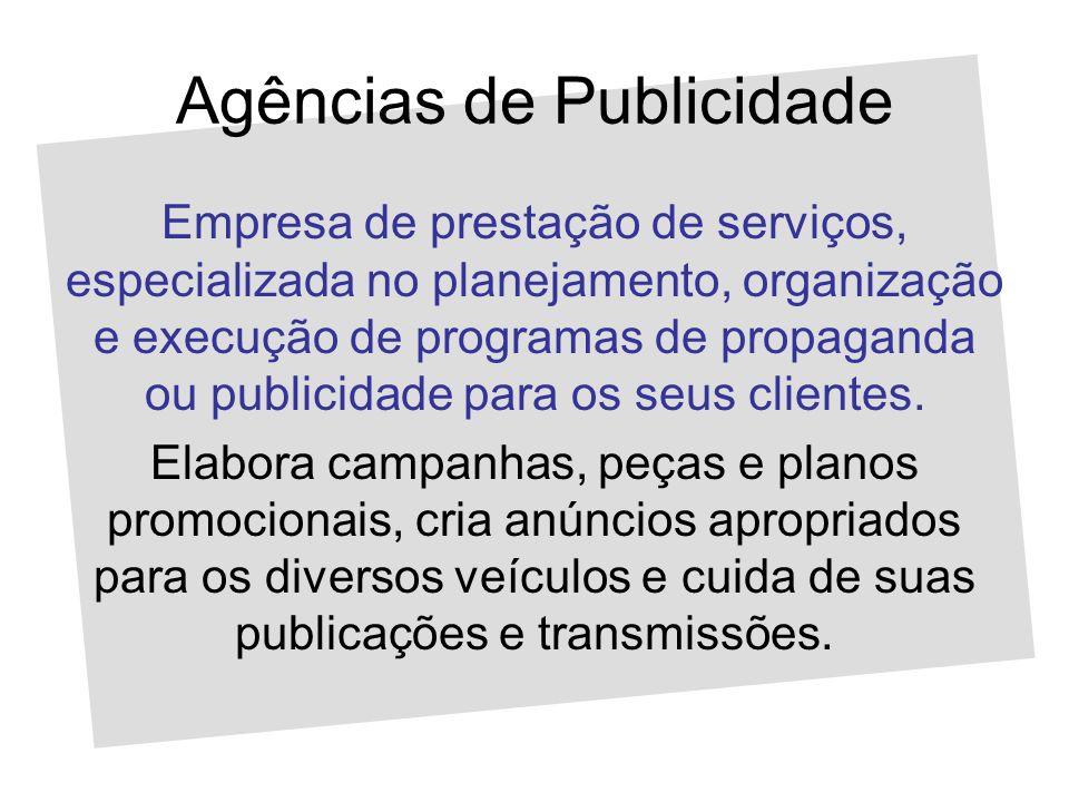 Agências de Publicidade