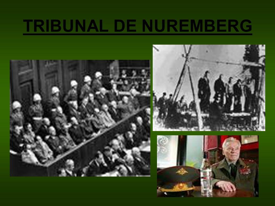TRIBUNAL DE NUREMBERG
