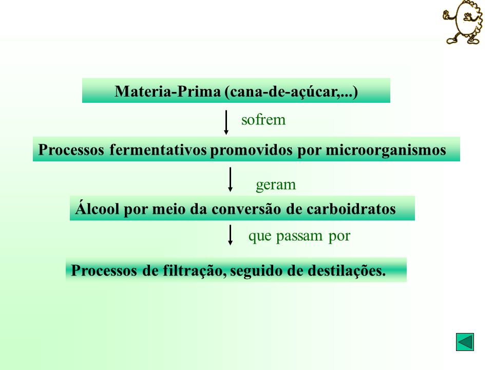 Materia-Prima (cana-de-açúcar,...)