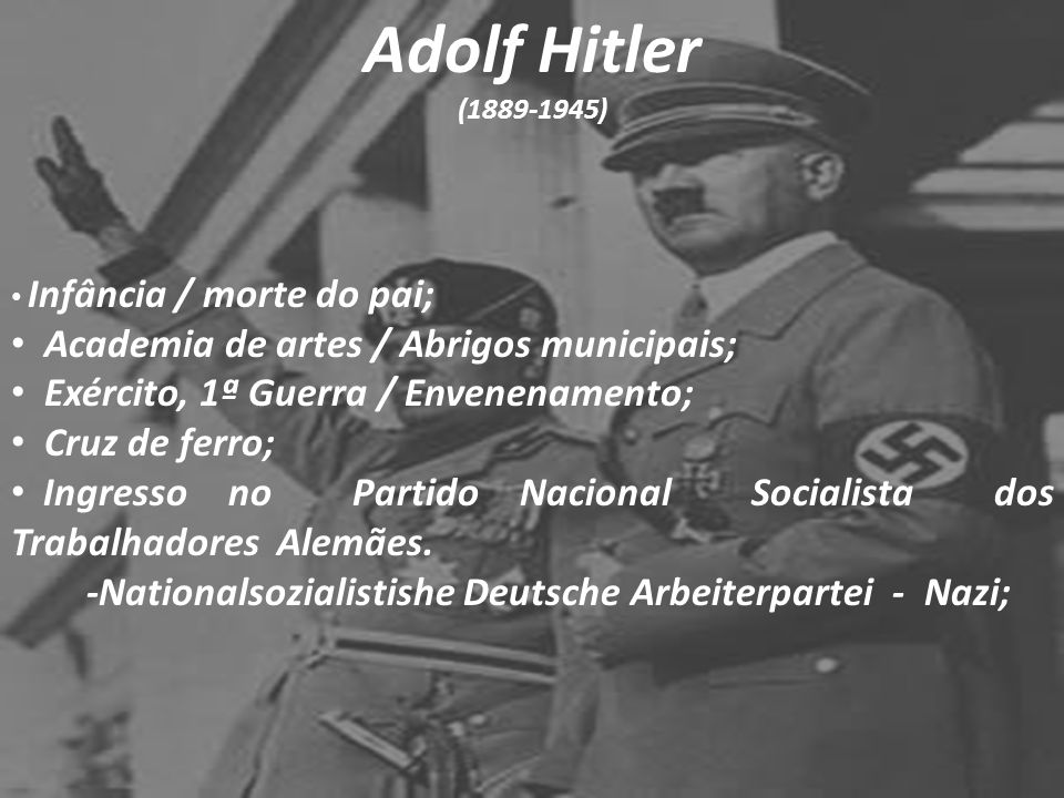 Adolf Hitler Academia de artes / Abrigos municipais;
