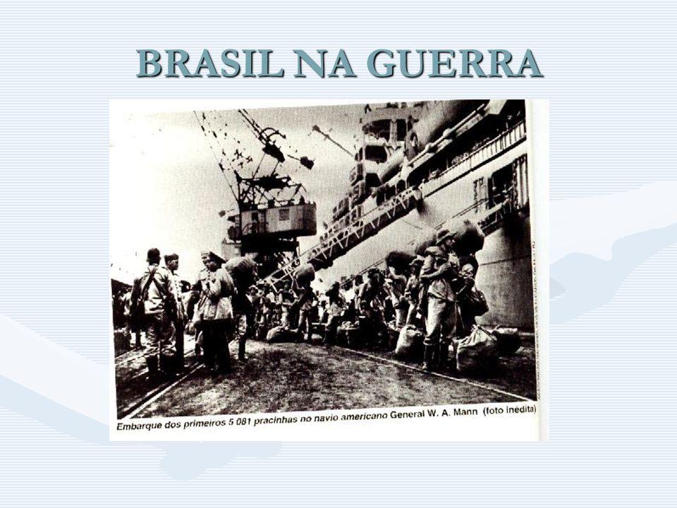 BRASIL NA GUERRA