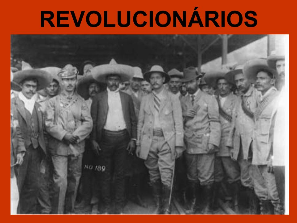 REVOLUCIONÁRIOS